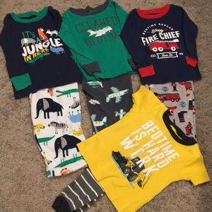 Carters 18 month bedtime bundle